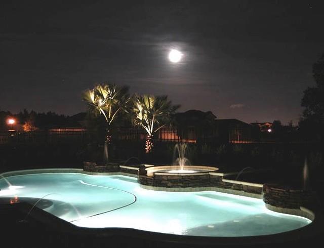 Street of Dreams 2003 - Lake Butler Sound, Windermere, FL mediterranean-pool