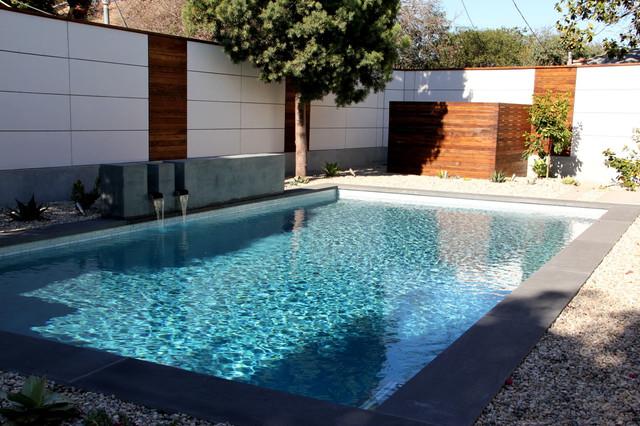 STUDIO CITY 2 modern-pool