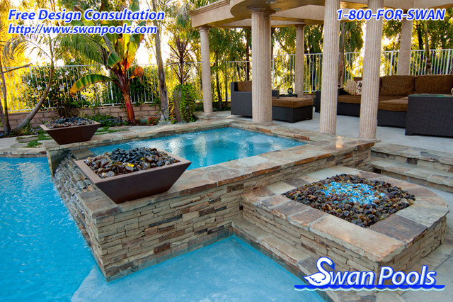 if youve seen other custom swimming pool projects and wondered if you had the space and resources to create a similar look in your southern california
