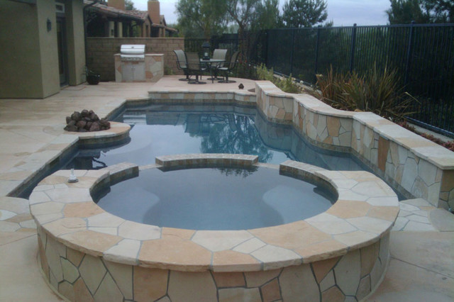 Swan Pools | Swimming Pool Company | Aesthetics | Plaster traditional-pool