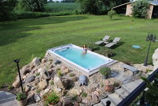 Swim Spas Traditional Pool Indianapolis By Royal Spa