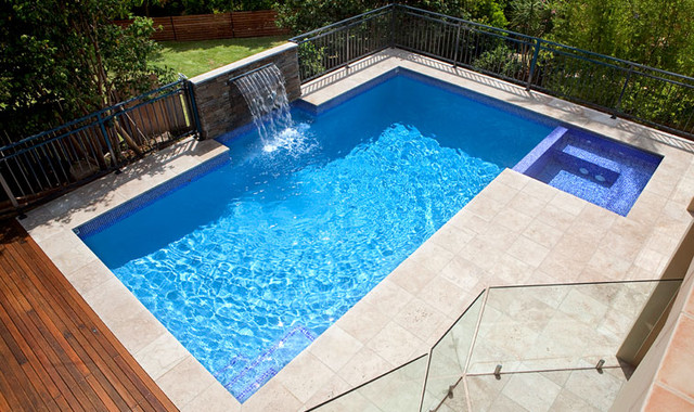 Contemporary Pool swimming pool & spa - sydney - contemporary - pool - sydney -