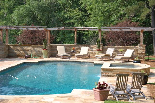 swimming pool traditional-pool
