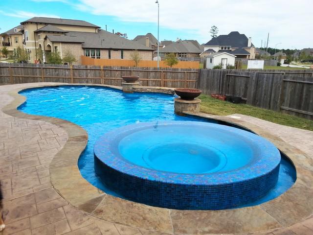 Swimming Pool Design Builder Contractor Conroe Montgomery TX