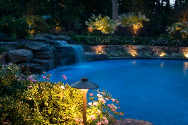 Swimming Pool Design Morris County NJ Contemporary