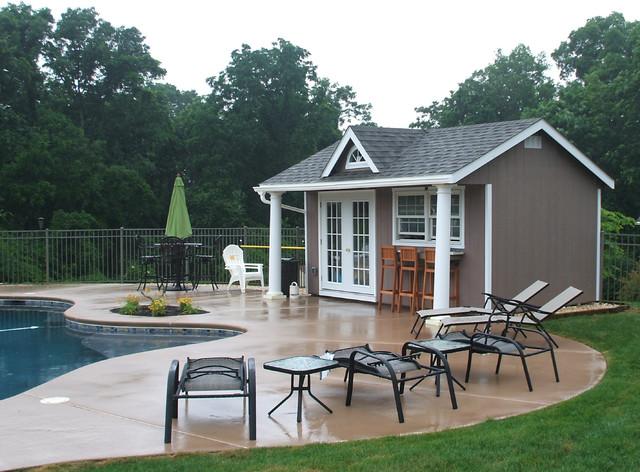 Pool Bar Shed Plans Get Complete Shed Plans