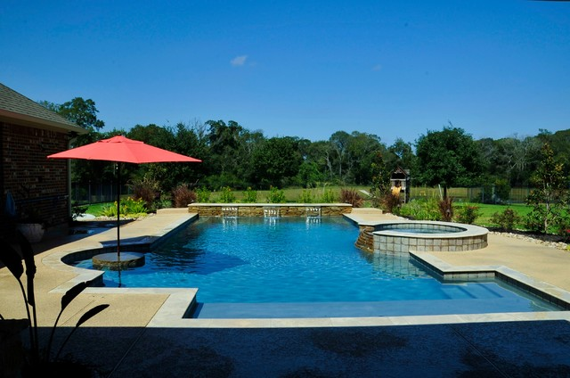 Swimming Pool Picture Gallery contemporary-pool