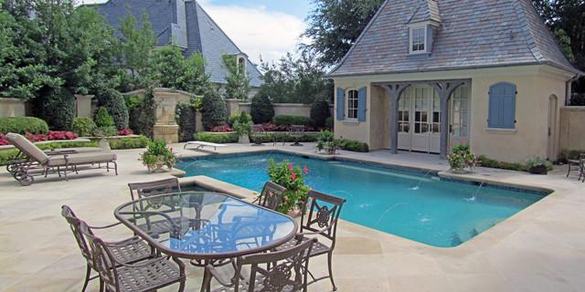 Swimming Pool Portfolio traditional-pool