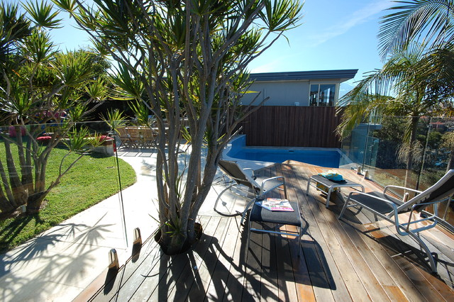Swimming Pool Renovation Contemporary Pool Sydney By Space Landscape Designs