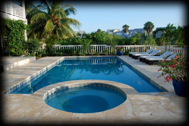 Swimming Pool Tiles And Liners In Bermuda Mediterranean