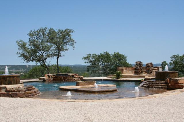 Swimming pools by Stadler Custom Homes modern-pool