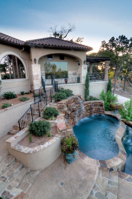 Swimming pools by Stadler Custom Homes eclectic-pool