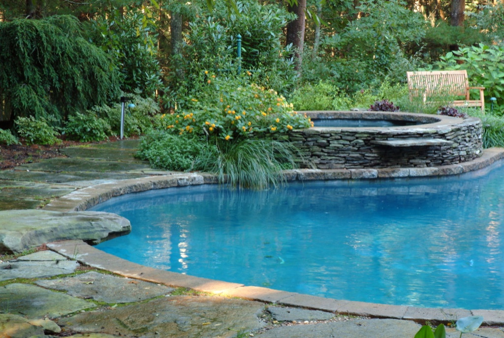 Swimming Pools, Hot Tubs, Jacuzzi Spas & Waterfalls