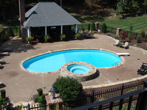 Swimming Pools contemporary-pool