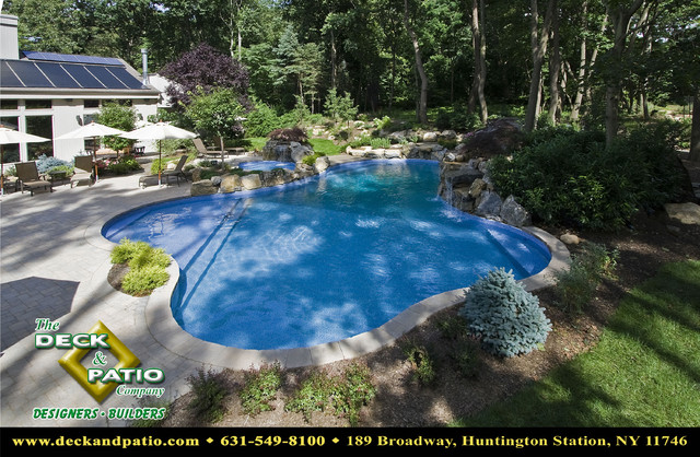 Swimming Pools, pool and spa, pool, pool builder, hot tub traditional-pool