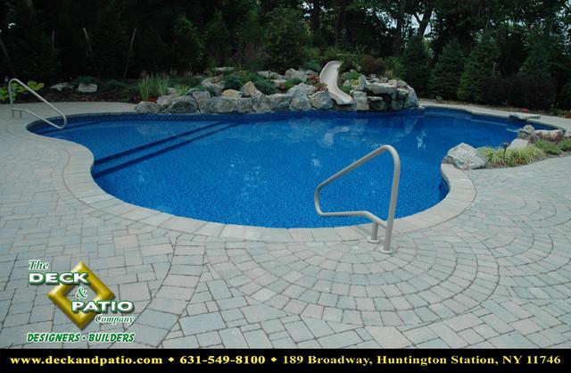 Swimming Pools, pool and spa, pool, pool builder, hot tub traditional-pool