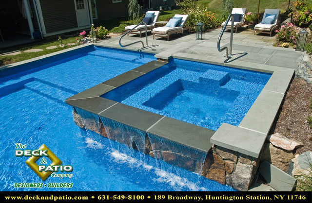 Swimming Pools, Pool And Spa, Pool, Pool Builder, Hot Tub Traditional