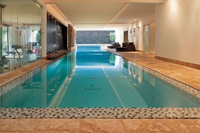 Swimming Pools contemporary pool