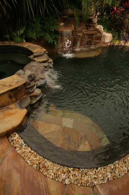 Swimming Pools mediterranean-pool