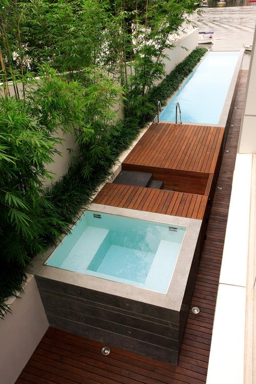 Pool Design Dallas a modern swimming pool design by dallas pool builder pool environments Sydney Waterfront Modern Pool