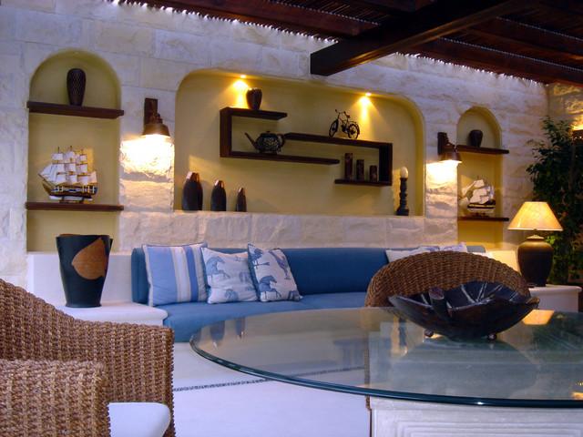 Rania Ramzi - Interior designer mediterranean-pool