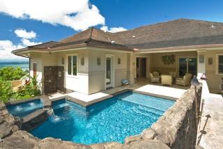 The bay house archipelago hawaii for Archipelago hawaii luxury home designs