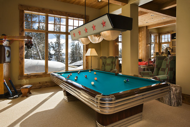 The Bear Trap Interior contemporary-pool