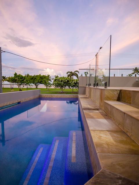 The Esplanade Modern Pool Cairns By RLO Pool