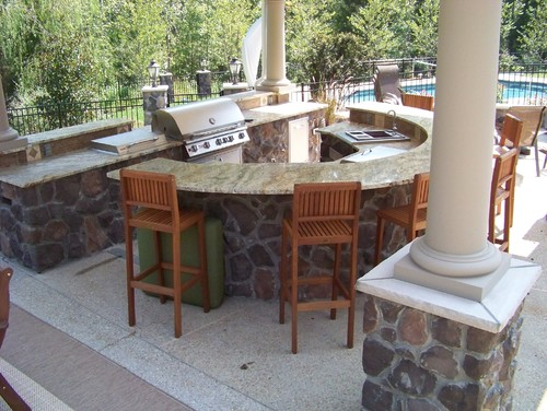 Design Tips How To Create The Perfect Outdoor Bar