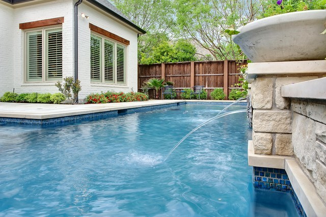 The Greenbrier Project traditional-pool