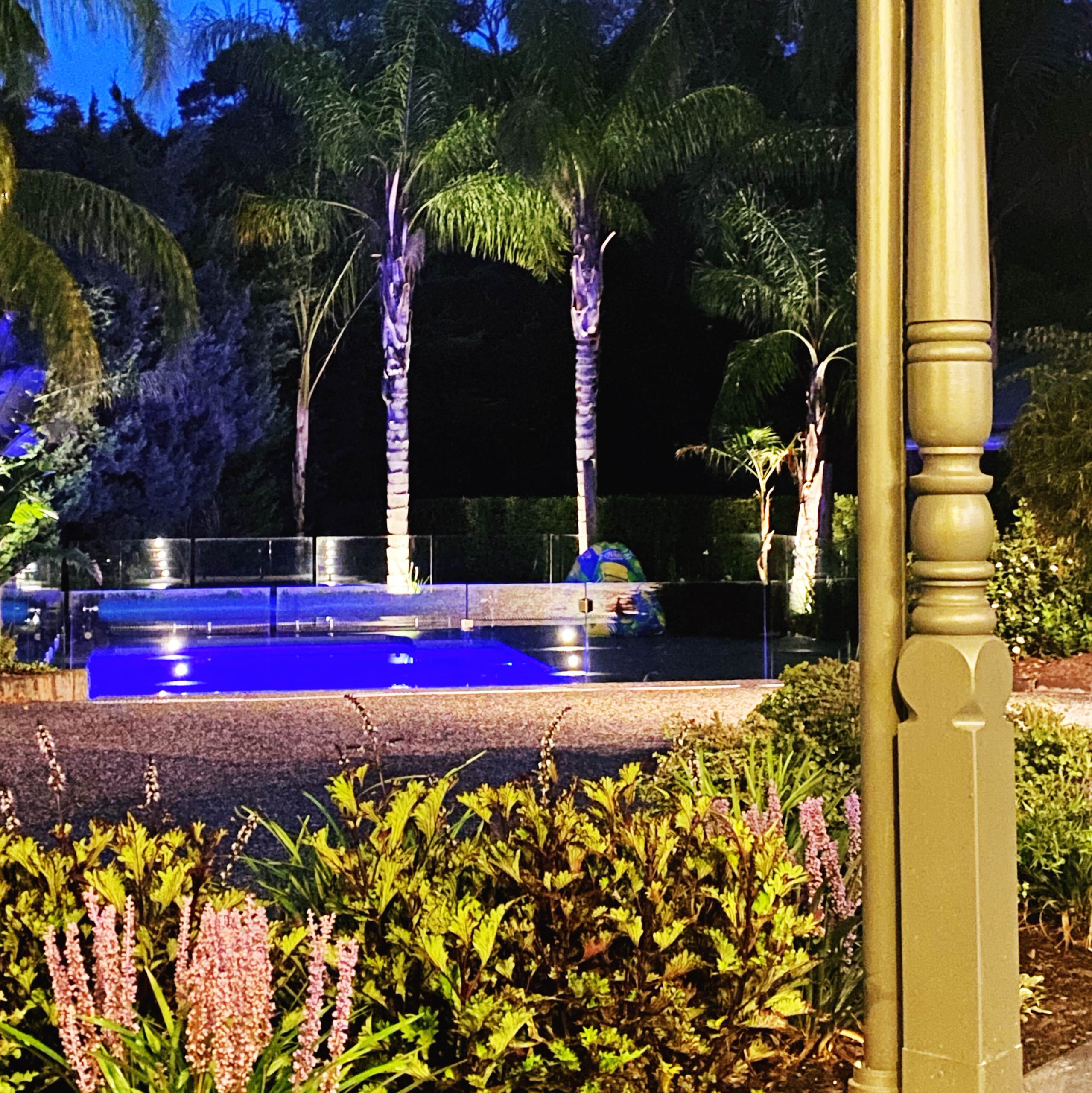 'The Homestead' | Pool Design and Planting in Wonga Park