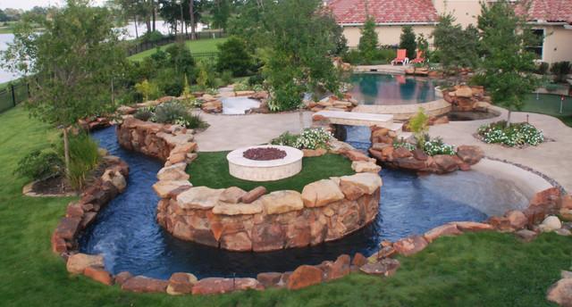 river swimming pool designs