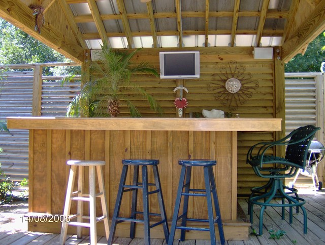 Backyard Tiki Bar Ideas : Save to Ideabook 1k+ Ask a Question 3 Print