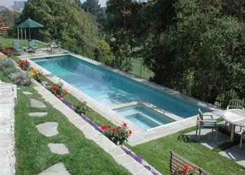 Tobias Architecture traditional pool