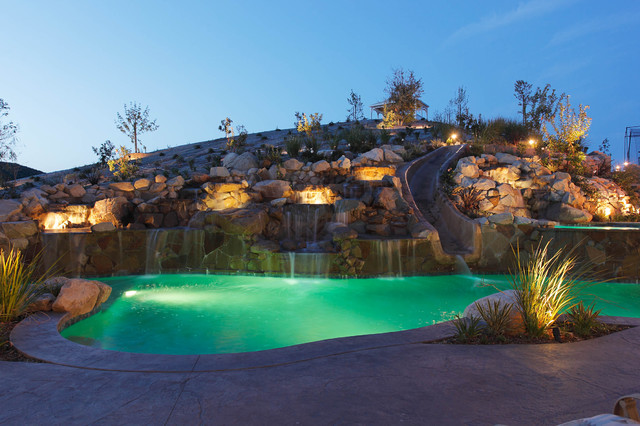 Pool Slides: What\'s Possible, Who Can Build It and What It ...