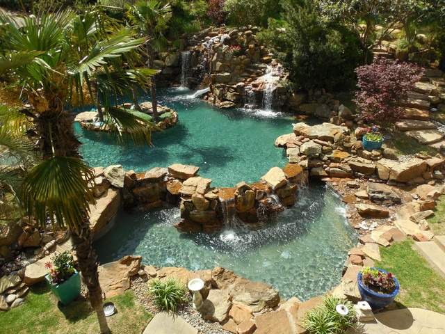 Tropical oasis as seen on animal planet the pool master for Xenserver show poolmaster