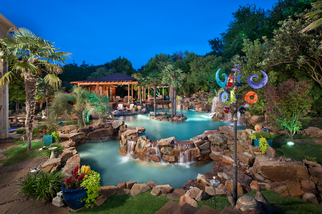 Tropical Oasis As Seen On Animal Planet The Pool Master