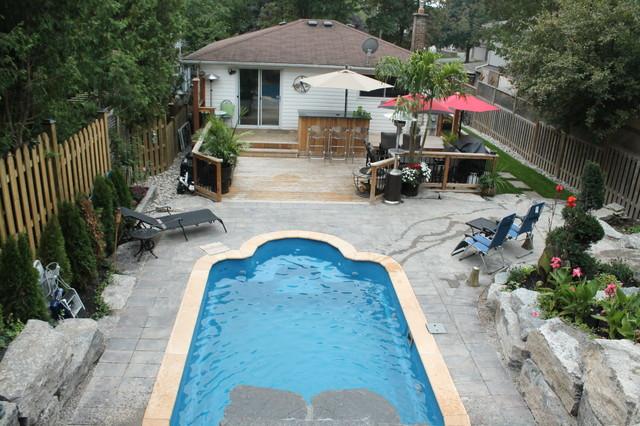 Tropical Oasis tropical-pool