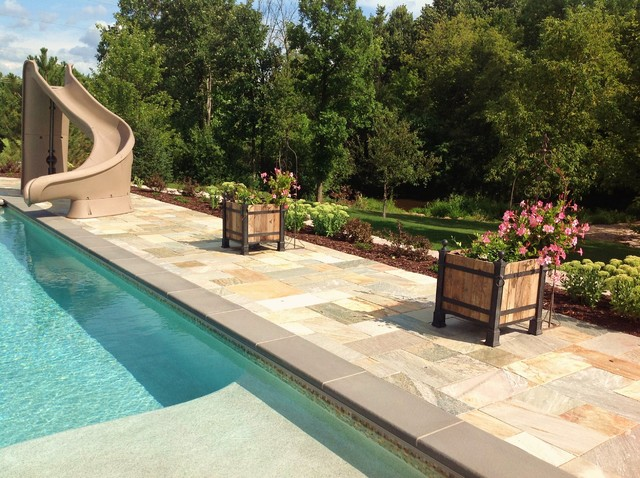 Tropical Outdoor Living - Tropical - Pool - by Springhetti ... on Tropical Outdoor Living id=48071