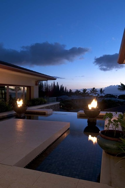 Kapalua Bay tropical pool