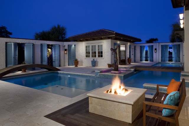 try this eclectic pool