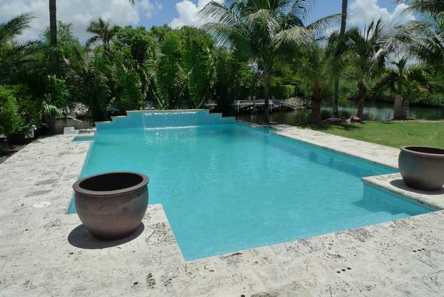 Tucker design miami for Pool design miami