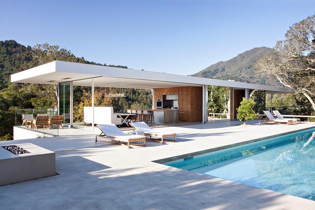 Turner Residence - Modern - Pool - San Francisco - by ...
