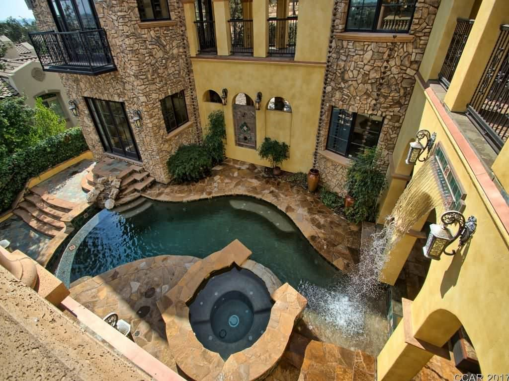 Tuscan - Alford Residence
