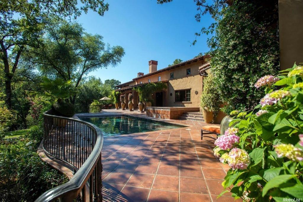 Tuscan - Kaufmann Residence