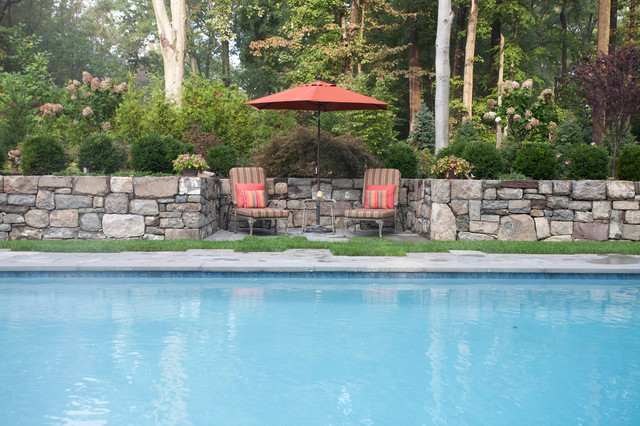 Upper Saddle River, New Jersey traditional-pool