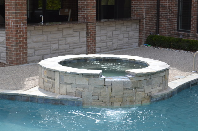 Upscale entertaining hybrid swimming pool kly for Swimming pools obi
