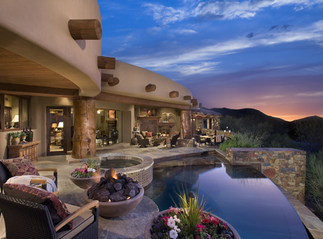 Urban Design Associates southwestern-pool