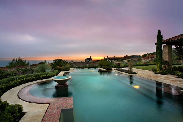 Urban Landscape Design & Construction contemporary-pool