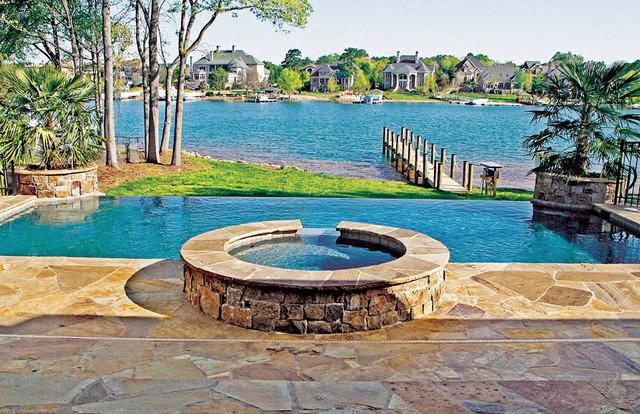 vanishing edges infinity pools tropical pool. Black Bedroom Furniture Sets. Home Design Ideas